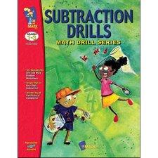 Subtraction Drills Book