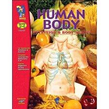 The Human Body Grade 2-4 Book