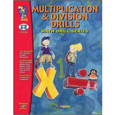 Multiplication and Division Drills Book