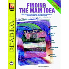 Specific Reading Skills Finding The Main Idea Book