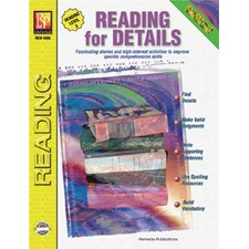 Specific Reading Skills Reading for Details Book