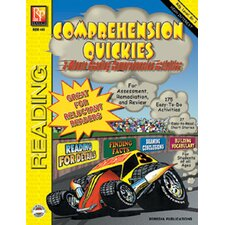 Comprehension Quickes Reading Book