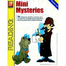 Mini Mysteries Book
