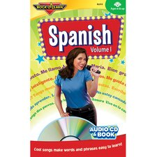 Spanish Vol. 1 Book CD