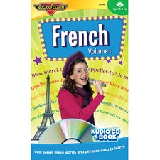 French Vol 1 Book CD