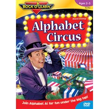 Alphabet Circus On Dvd