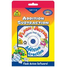 Flash Action Addition/subtraction