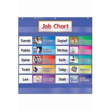 Class Jobs Pocket Grade K-5 Chart