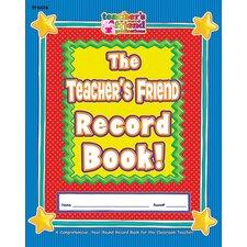 Graden K-5 The Back to School Record Book