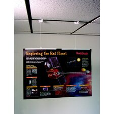 Ceiling Hanglers Poster Kits