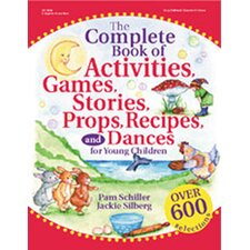 The Complete Book of Activities Book