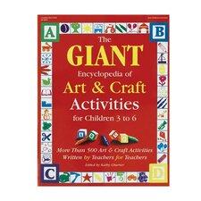 The Giant Encyclopedia Art & Craft
