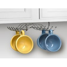 Under the Shelf Mug Holder