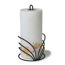 Flower Paper Towel Holder
