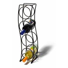 Curve 4 Bottle Wine Rack