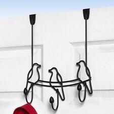 Tweet Triple Hook Rack