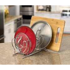 Euro Lid Kitchen Organizer Rack