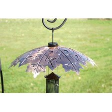Weather Shield Copper Leaf Baffle in Brown
