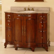 "42"" Single Bathroom Vanity Set"