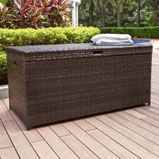 Tom Wicker/Rattan Cushion Bins
