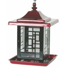 Mosaic Decorative Hopper Bird Feeder