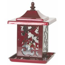 Hummingbird Seed Decorative Hopper Bird Feeder