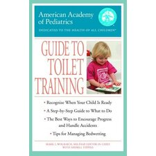 American Academy of Pediatrics Guide to Toilet Training Book