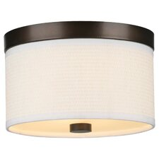 Cassandra 2 Light Flush Mount