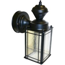 Shaker Cove Mission Style Motion Activated Security Light