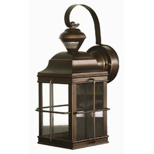 New England Carriage Style Motion Activated Security Light