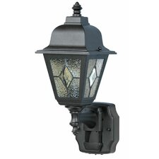 Classic Cottage 1 Light Outdoor Wall Lighting