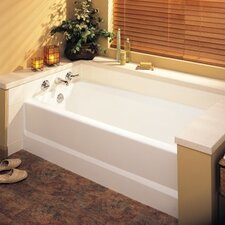 "Everyday Essentials 60"" x 30"" Soaking Bathtub"