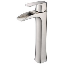 Fortore Single Handle Single Hole Vessel Faucet
