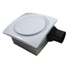 SlimFit 120 CFM Energy Star Bathroom Fan with Sensor