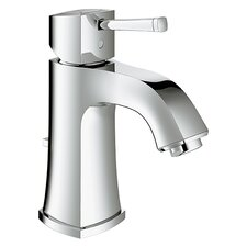 Grandera Single Handle Single Hole Bathroom Sink Faucet