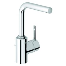 Essence Single Handle Single Hole Bathroom Faucet