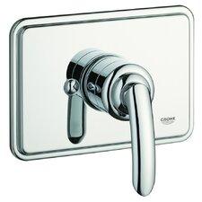 Talia Pressure Balance Shower Faucet Trim with Lever Handle
