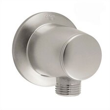 Movario Wall Union in Brushed Nickel