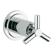 Atrio Volume Control Faucet Trim with Spoke Handle