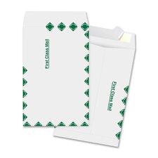 "Catalog Envelopes, First Class, 6"" x 9"", 100 per Box, White"
