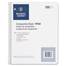 100 Sheet Notebook (Set of 2)