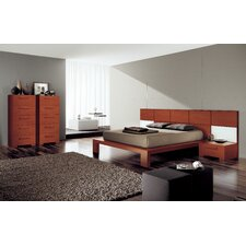Wynd Platform Customizable Bedroom Set