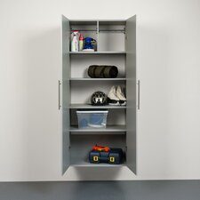 "HangUps 72""H x 30""W x 16""D Large Storage Cabinet"