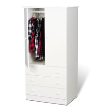 Casual Bedroom Armoire