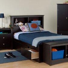 Sonoma Twin Storage Platform Customizable Bedroom Set