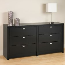 Designer Series 6 Drawer Dresser