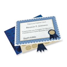 Geographics Certificate Kit