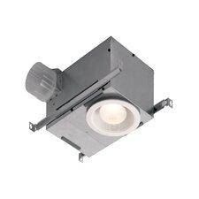 70 CFM Energy Star Bathroom Fan with Light