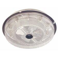 1,250 Watt Ceiling Mounted Electric Fan Heater