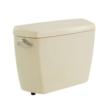 Carusoe Insulated 1.6 GPF Toilet Tank Only
